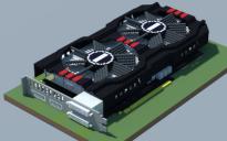 NVIDIA GeForce GTX 650 Ti BOOST DirectCU II (OC Edition) (ASUS)