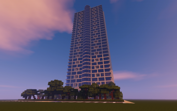 Modern appartments building (non furnished)