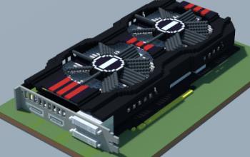 AMD Radeon HD 7770 Dual Fan (OC Edition) (ASUS)