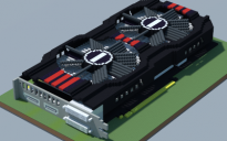AMD Radeon HD 7770 Dual Fan (OC Edition) (ASUS)