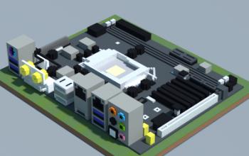 Intel H270N-WIFI (Gigabyte)