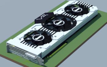 NVIDIA GeForce GTX 1080 HURRICANE (Leadtek)