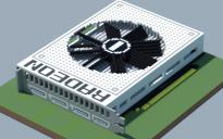 AMD Radeon R9 NANO (White Edition) (ASUS)