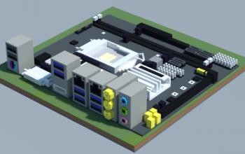 Intel Z270M-ITX/ac (ASRock)