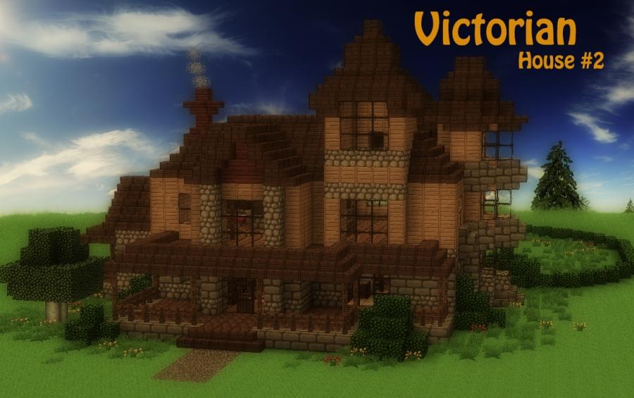 Victorian House #2 | 1 6 2, creation #1004
