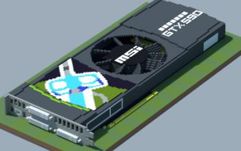 NVIDIA GeForce GTX 590 (MSI)