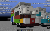 Heavily-decorated 12W Refrigerated Van