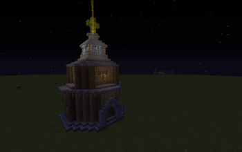Medieval temple
