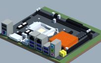Intel H170M-ITX/DL (ASRock)