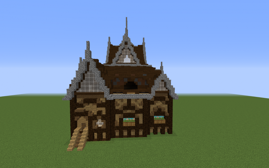 Old house, creation #10154