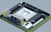 Intel X299E-ITX/AC (ASRock)