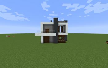 15x15 Modern house (unfurnished)