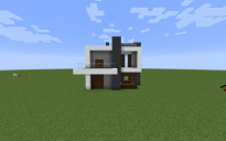 15x15 Modern house (unfurnished)