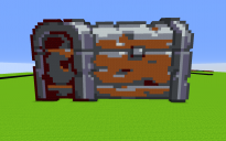 Rusty Chest PixelArt