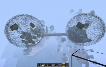Minecraft Biosphere 2