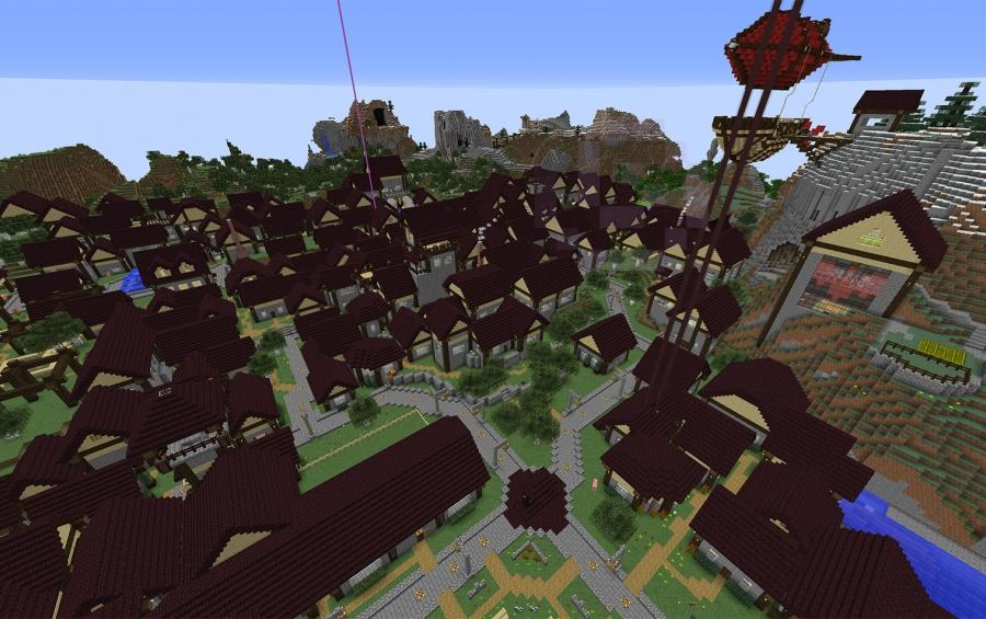 The City of Avalon, creation #10179