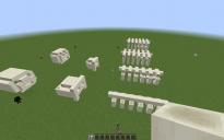 Original Minecraft fossils
