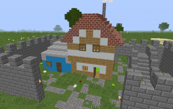 The fortified medieval house