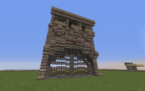 Gate For a village