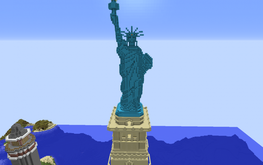 statue de la libert u00e9  creation  10197