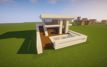 Small Modern House (Read Desc!!)