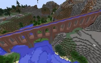 Roman Style Aqueduct