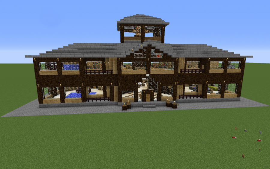 Survival Mansion Creation 10222