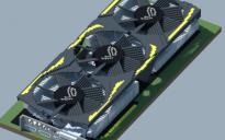 AMD Radeon RX 580 STRIX (OC Edition) (ASUS ROG Series)