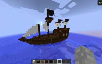 Pirate Ship.
