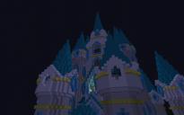 White Disney Castle