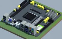 AMD FM2A88X-ITX+ (ASRock)