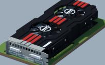 AMD Radeon HD 6950 DirectCU II (810 MHz Overclock) (ASUS)