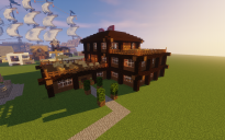 3 story house
