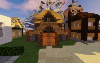 Pirate house