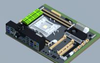 Intel X79 SABERTOOTH (ASUS)