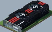 NVIDIA GeForce GTX 570 DirectCU II (ASUS)