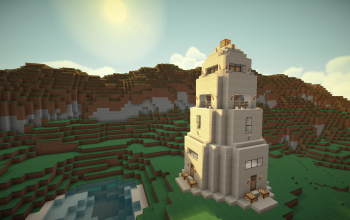 Sandstone Watchtower