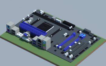 AMD A78-G41 PC MATE (MSI)