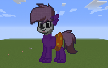 Kedamono Pony Pixel Art