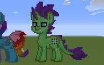 Variscite Pony Pixel Art