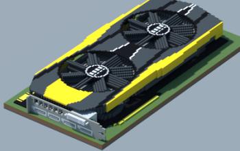 NVIDIA GeForce GTX 980 Ti (20th Anniversary Edition) (ASUS)