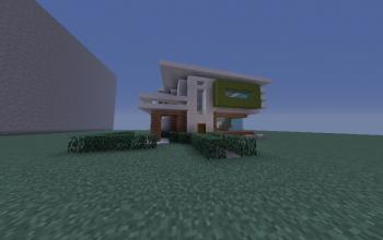 Futuristic Small/Medium House