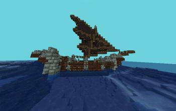 pirat boot