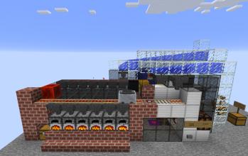 Automatic furnace