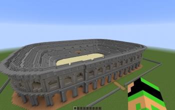 Arena - classic roman style - empty