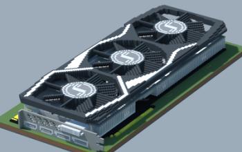 NVIDIA GeForce GTX 1080 Ti LIGHTNING Z (MSI)