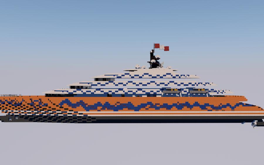 Megayacht Ventus Creation 10386
