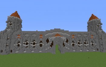 Kingdom / village wall