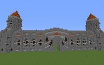 Kingdom / village wall