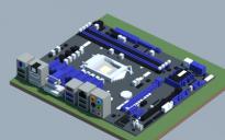 Intel H77-M PRO (ASUS)